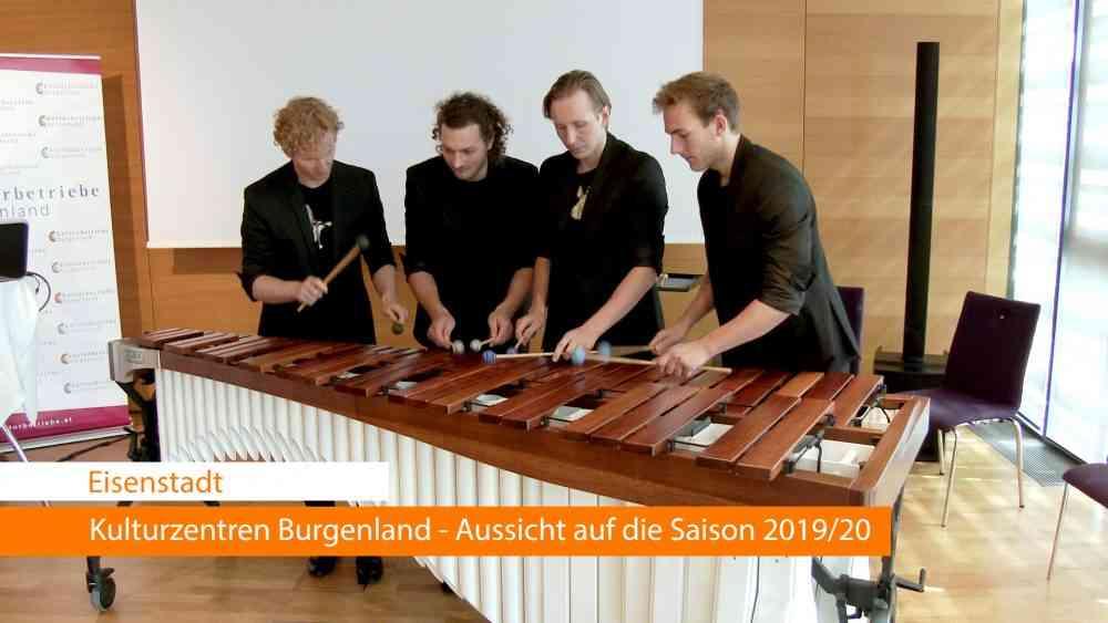 Kulturzentren Burgenland-Saison 2019/20