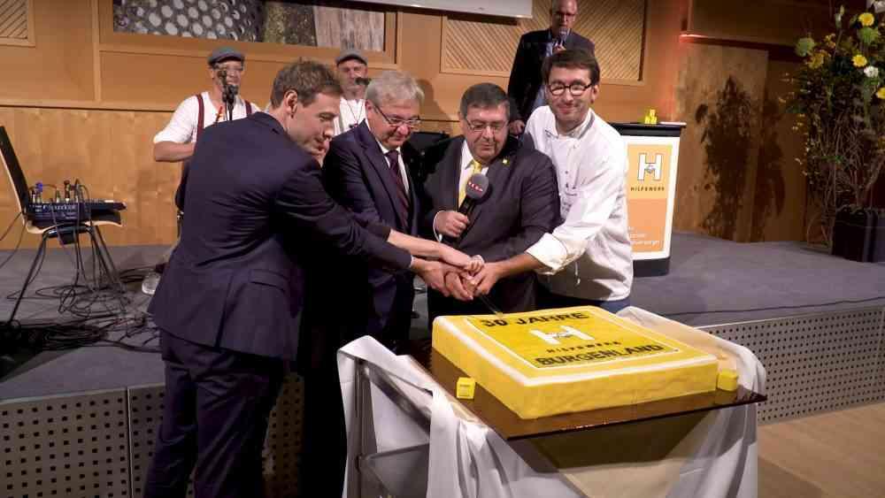 30 Jahre Burgenländisches Hilfswerk