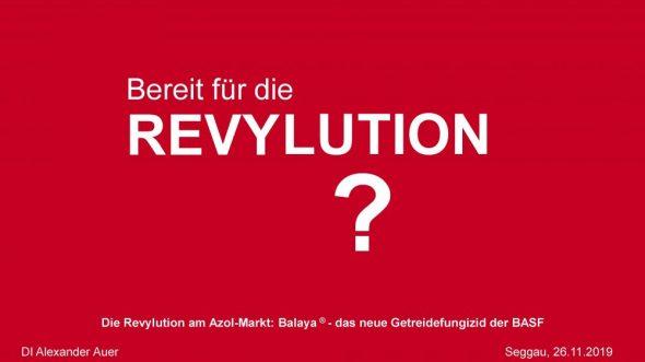 Bereit für REVYLUTION?