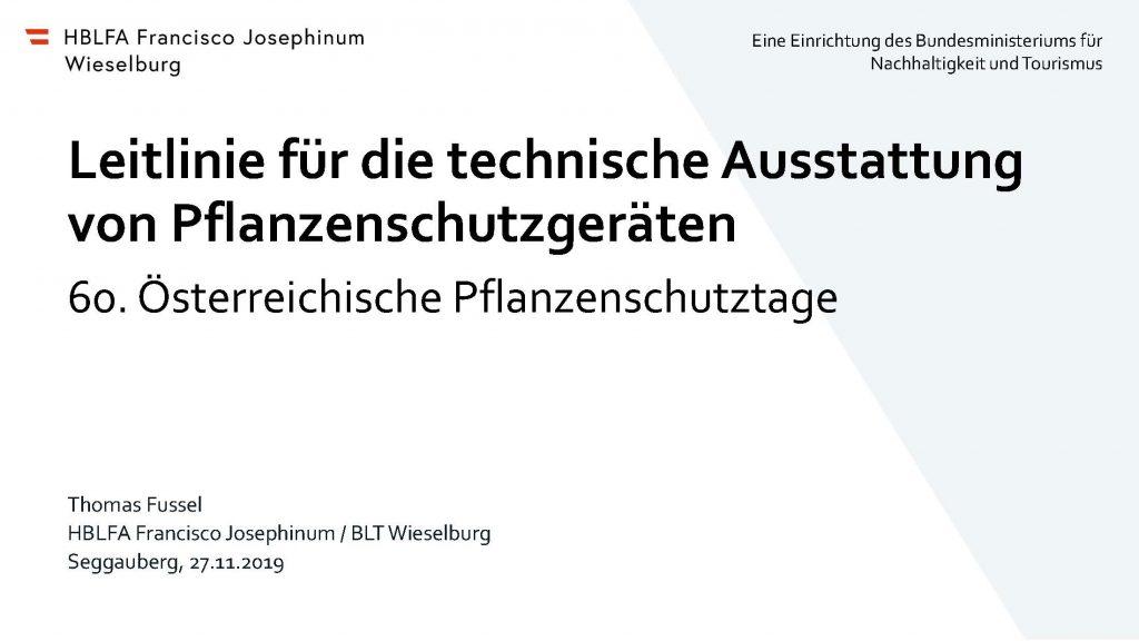 Leitlinie für die technische Ausstattungvon Pflanzenschutzgeräten_Seite_01