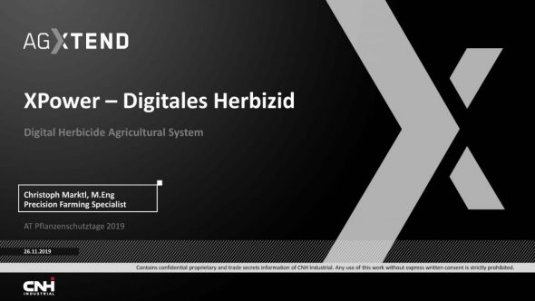 XPower–Digitales Herbizid
