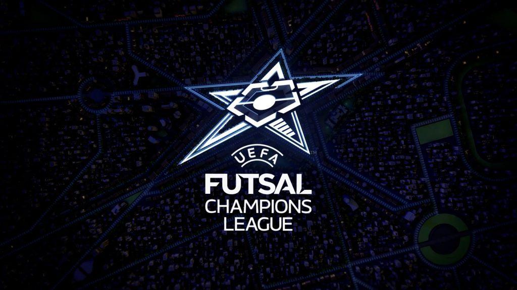 Beitrag Futsal Campions League – Logo