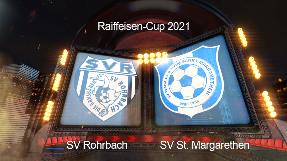 Read more about the article SV Rohrbach – SV St. Margarethen live