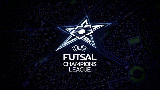 Beitrag Futsal Campions League - Logo